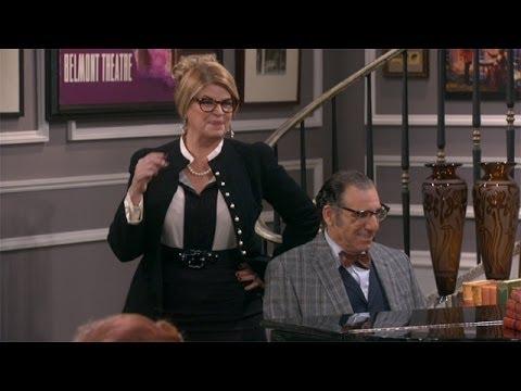 Kirstie: Maddie Kirstie Alley Meets The Parents