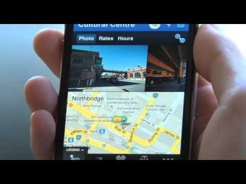 City of Perth Parking App | by inhouse group