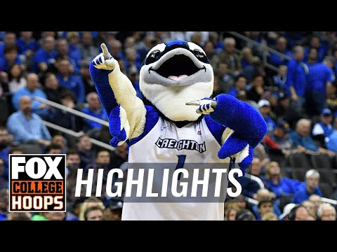 Creighton vs North Dakota | Highlights | FOX COLLEGE HOOPS