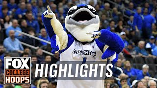 Creighton vs North Dakota | Highlights | FOX COLLEGE HOOPS