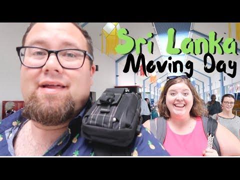 Sri Lanka Moving Day | Travel Vlog | Air Asia