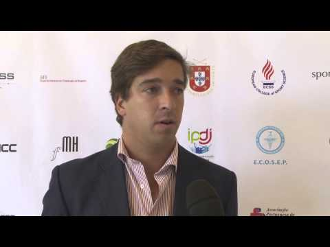 Interview with Francisco Simões Rodrigues @ icSPORTS 2013