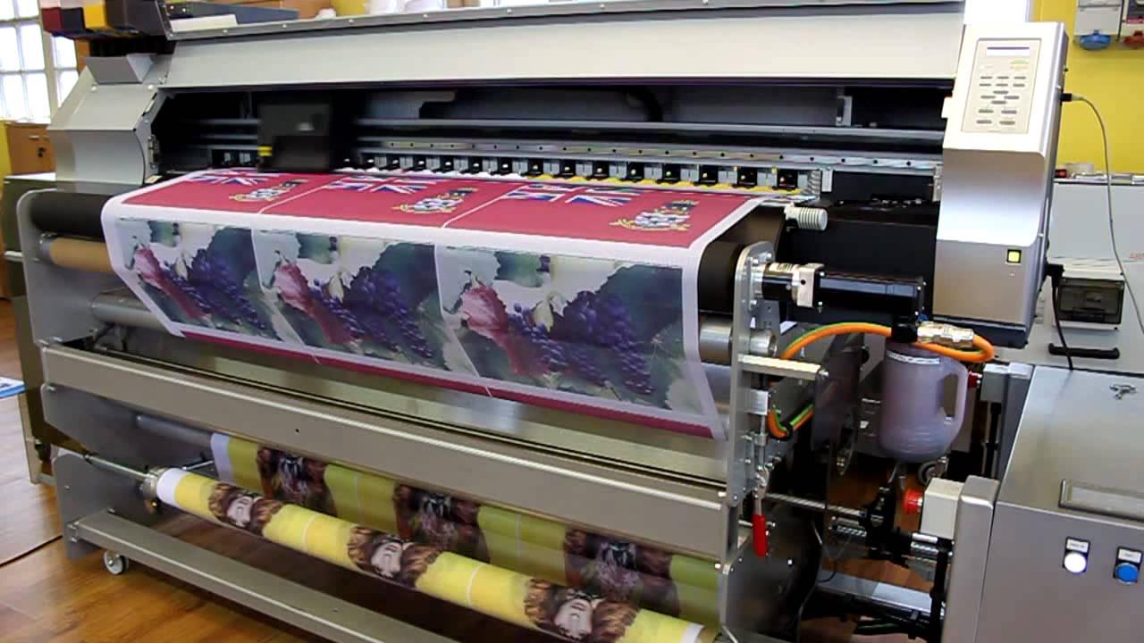 Atpcolor 174 Mimaki Jv33 Dfp Digital Fabric Textile Printer