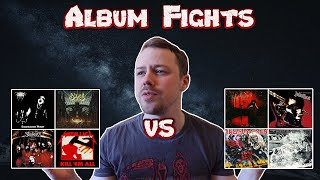 Metal Album Fights pt 2: The Two Towers