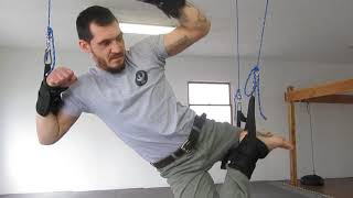 Ropes WORKOUT (stretching and strengthening) w/Arseniy Grebnov (Fight & Heal) INSANELY Beneficial