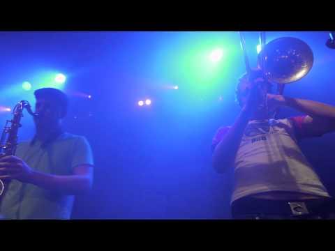 Booka Brass Band | Crazy in Love