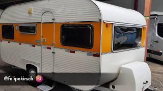 Vende-se - Trailer Turiscar Brilhante Sport - 1983 - R$48.000,00 - Kirsch Motorhomes #52