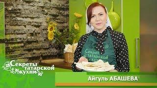 Кыстыбургер в исполнении актрисы театра им.Г.Камала Айгуль АБАШЕВОЙ