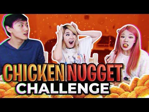 Just Friends Chicken Nugget Challenge ft. Fedmyster