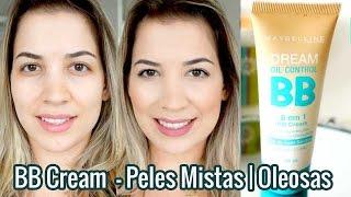 Resenha BB Cream Dream Oil Control da Maybelline (Pele Oleosa)