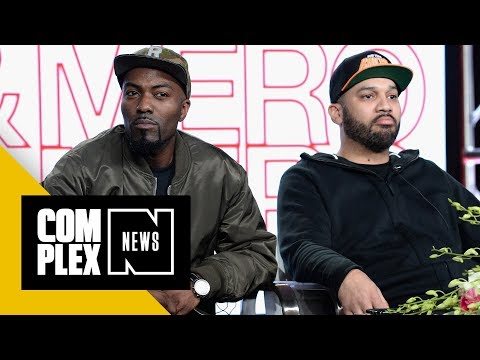 DJ Envy Walks Out of Desus & Mero 'Breakfast Club' Interview