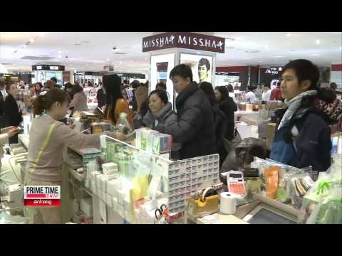 Chinese Tourists to Korea Soar During Chinese Lunar New Year Holidays