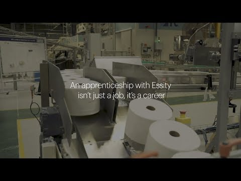An Apprenticeship At Essity Isn't Just A Job, It's A Career