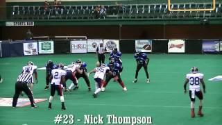 #23 Nick Thompson Highlight 2013