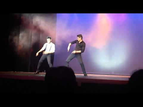 Dhoom Bros dance at UH PSA 2014