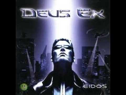 Deus Ex - Paris Cathedral Conversation