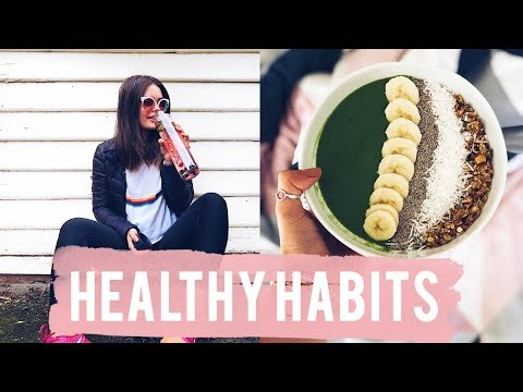 5 Healthy Habits to consider for 2012