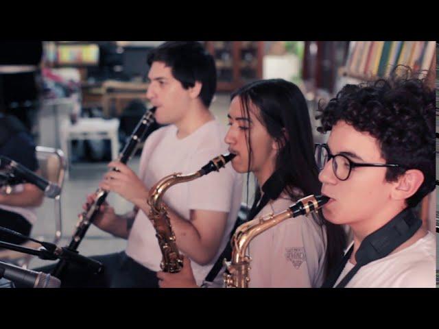 Jaguar House (Illya Kuryaki & The Valderramas) - Aletheia Orquesta Escuela