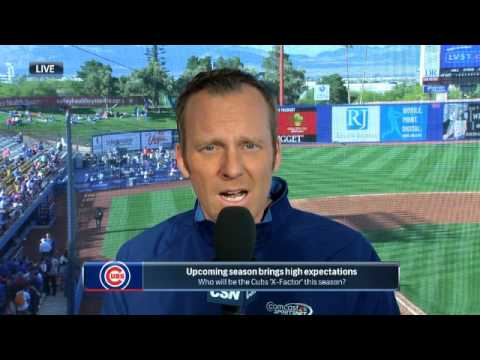 Kelly Crull and Len Kasper preview the Cubs