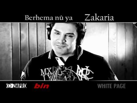 zakaria abdulla NEW ALBUM 2010 Laperrey spi WHITE PAGE 14 track ( HD )