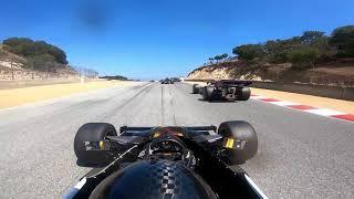 2018 Monterey Pre-Historics Formula 5000 Race