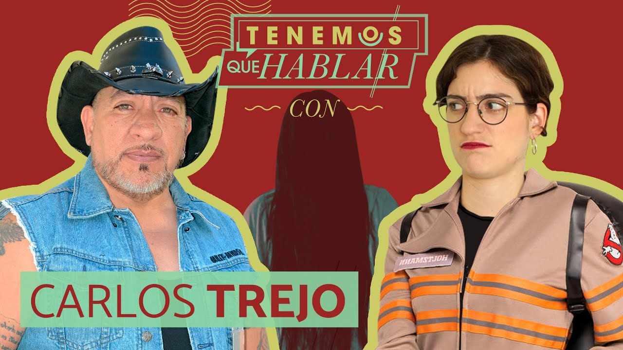 PERTURBADORA APARICIÓN de FANTASMA en entrevista con CARLOS TREJO (Ep. 70) | TQH