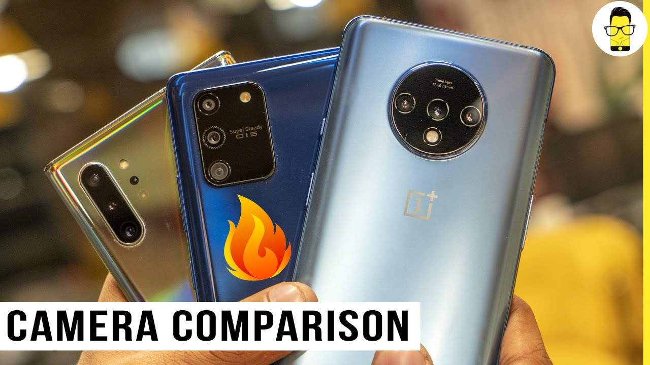 Galaxy S10 Lite vs OnePlus 7T vs Galaxy Note 10+ camera comparison - shocking results!
