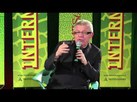 Eating out with MARINA ABRAMOVIC and DANIEL LIBESKIND