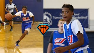 2020 RJ Davis Is A CRAFTY Point Guard With A High IQ!! | CP3 Rising Stars Highlights