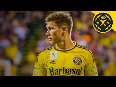 WIL TRAPP ● Columbus Crew SC ● 2015 ● Skills, Passes & Defending [HD]