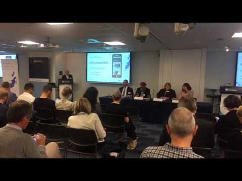 Brisbane discusses Human v Cloud: computing the people factor of legal services [LIVE]
