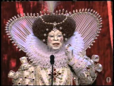 Whoopi Goldberg's Entrance: 1999 Oscars