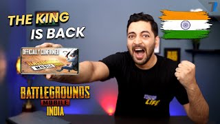 BATTLEGROUNDS MOBILE INDIA Confirmed😍 | New Teaser & Features⚡⚡⚡
