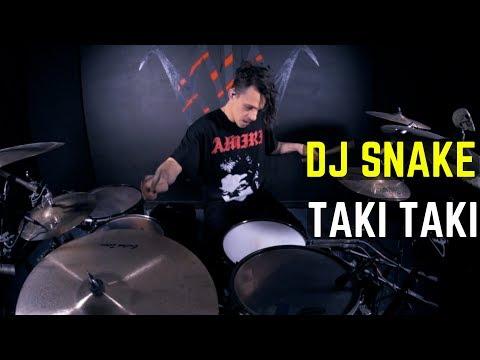 DJ Snake - Taki Taki ft Selena Gomez Ozuna Cardi B  Matt McGuire Drum Cover