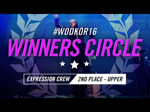 EXPRESSION CREW | 2nd Place – Upper Division | World of Dance South Korea Qualifier 2016 | #WODKOR16