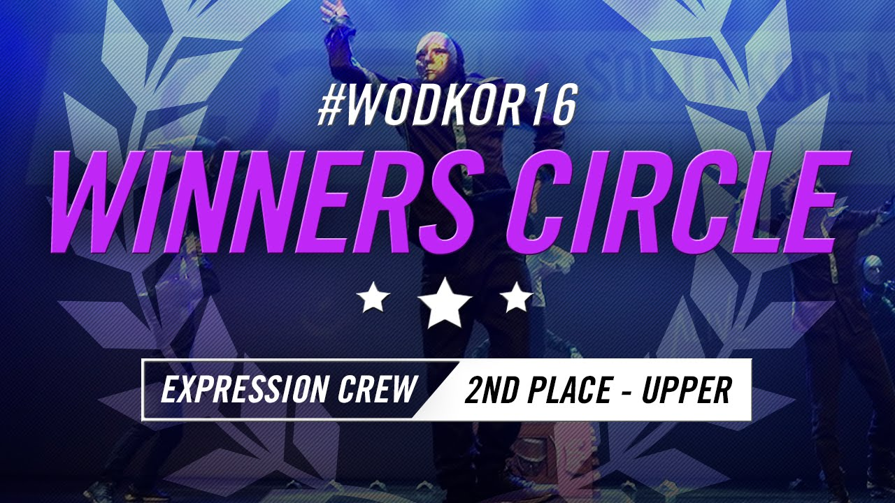 EXPRESSION CREW   2nd Place – Upper Division   World of ...