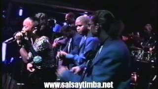 BLAS MUÑOZ Y LA CARO BAND EL BAILE DEL CACHUMBAMBE BANANA 2001