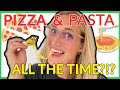 DO ITALIANS EAT PIZZA AND PASTA ALL THE TIME? (and answering your other questions)