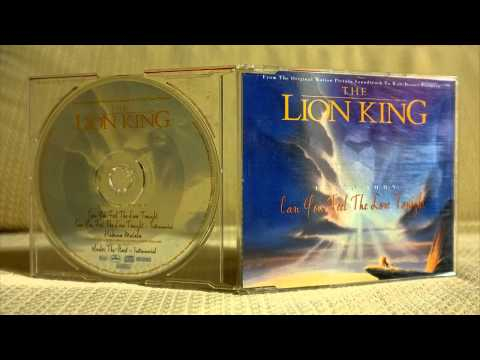Under The Stars - Instrumental - THE LION KING Original Motion Picture Soundtrack