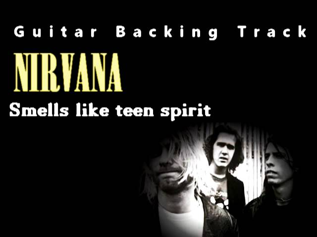 NirvanaSmells Like Teen Spirit Lyrics LyricWiki.