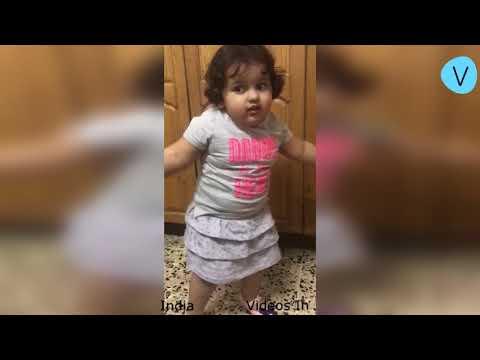 Dil Chori Sada Ho gaya song ! viral ! cute little girl dance video !