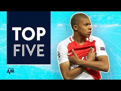 Ronaldo to PSG for £176 MILLION?! | Top 5 Biggest Summer Transfer Rumours