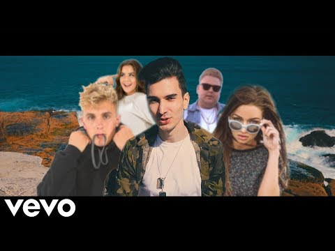 TEAM 10 SONG - Jake Paul, Erika Costell, Nick Crompton (Official Music Video)