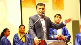 Arif Bhatti Live in Worship (Part 1) -Dubai- 09-06-2017- Arranged By Kings Revival(Urdu Hindi)