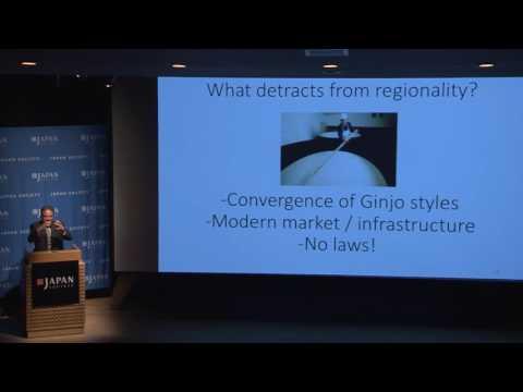 Annual Sake Lecture & Tasting: Exploring Regionality