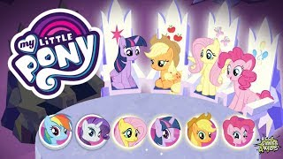 My Little Pony: Harmony Quest #37 | Save the Tree of Harmony! By Budge Studios