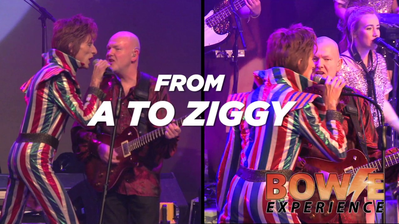 bowie experience 2017 eastbourne winter garden youtube