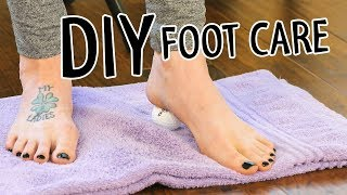 DIY Self Care: Foot & Back Pain Relief with a Golf Ball, Relieve Stress & Tension at Home with Jade