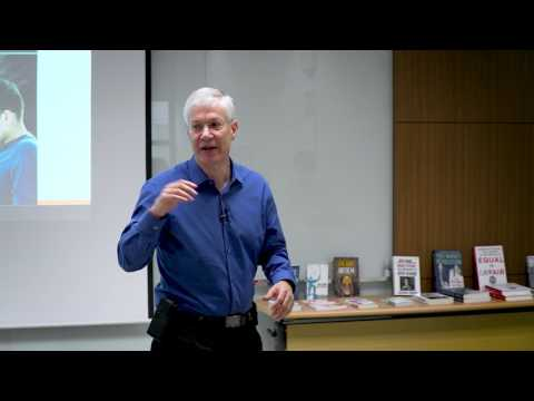 Dr. Yaron Brook Breaks New Ground in Korea -- Equal Is Unfair
