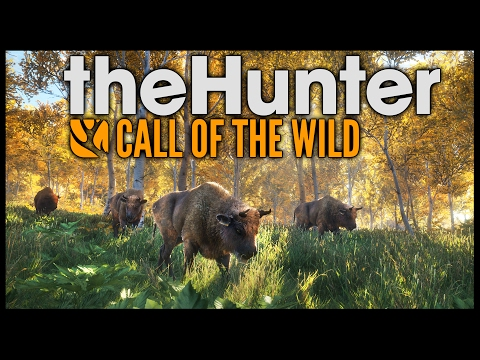The Hunter Call of the Wild - Bison, Fox, Deer Hunting & Boar Gameplay